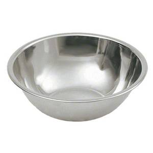 Plato Recipiente Bowl para Mezclar Inoxidable Update, 20 Qt (18.9 lt)