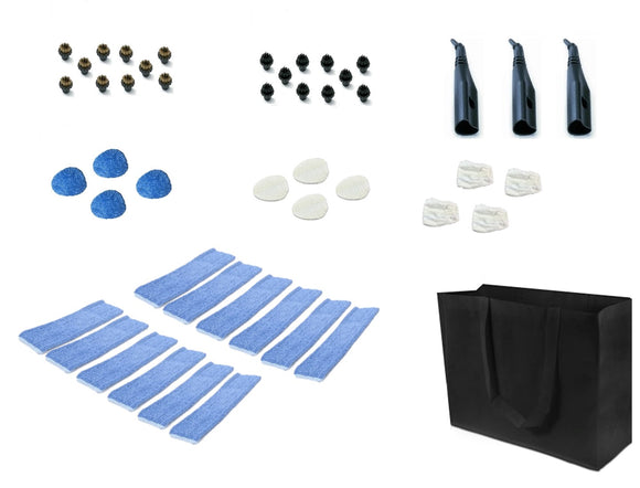 Super Value Pack SC60 Accessories - 48 Pieces