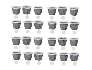 Super Value Pack Mini Hero 5 in 1 Vacuum Cleaner (H056)  filter Set - 48 Pieces