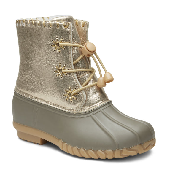 Girl's Glow Getter Duck Boots