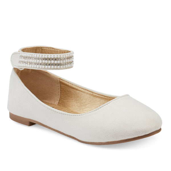 Girls Jewel Ballet flats
