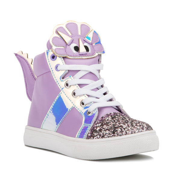 Girl's Shine Bright Sneakers
