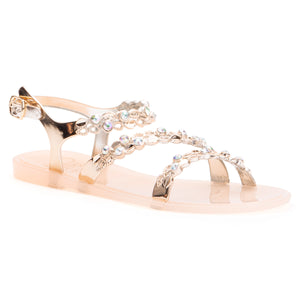 Girls Stud In Love Sandal