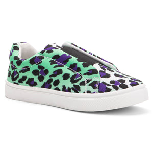 Girls Purple Dew Sneaker
