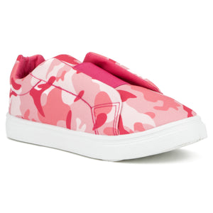 Girls Live In Pink Sneaker