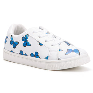 Girls Butterfly Me Away Sneaker