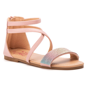 Girls Destiny Blush Sandal