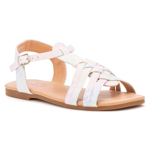 Girls Braid Away Sandal