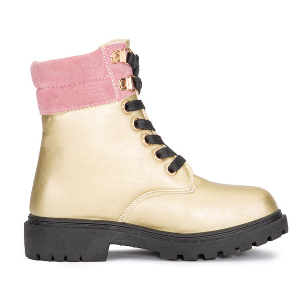 Girl's Midas Touch Boots