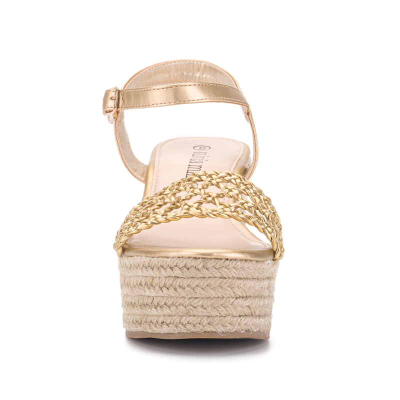 Women's Your Majesty Espadrille Wedge Sandals