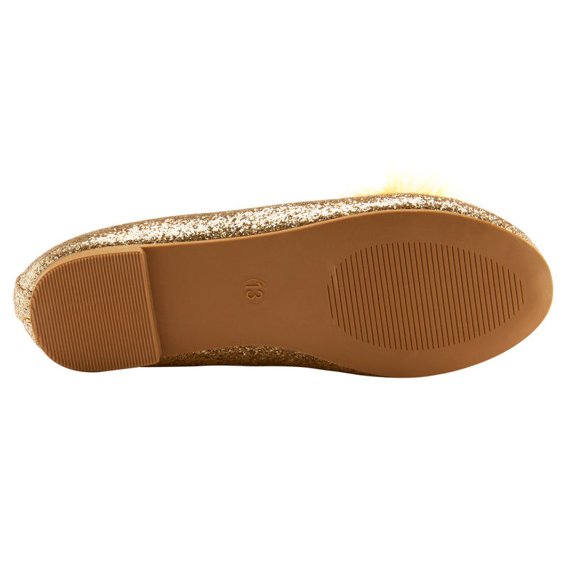 Girls Hollie Ballet flats