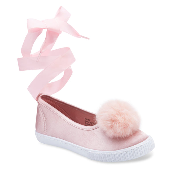 Girl's Pasteque Flats