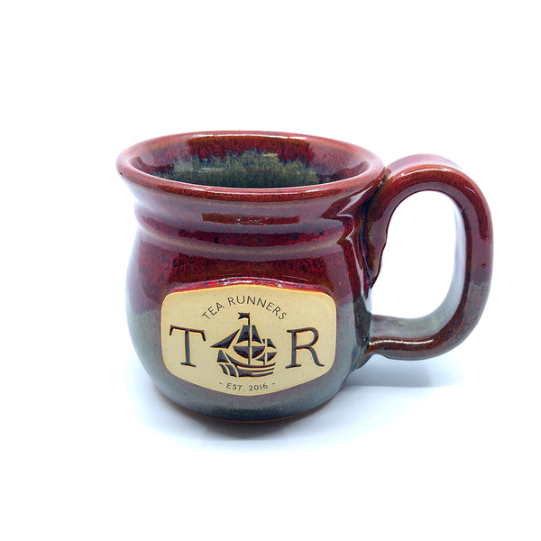 Tea Runners Mid-Day Memories Stoneware Mug