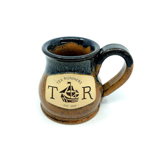 Tea Runners Copperhead Run Stoneware Mug