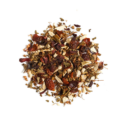 Tulsi Orange Cranberry Ginger