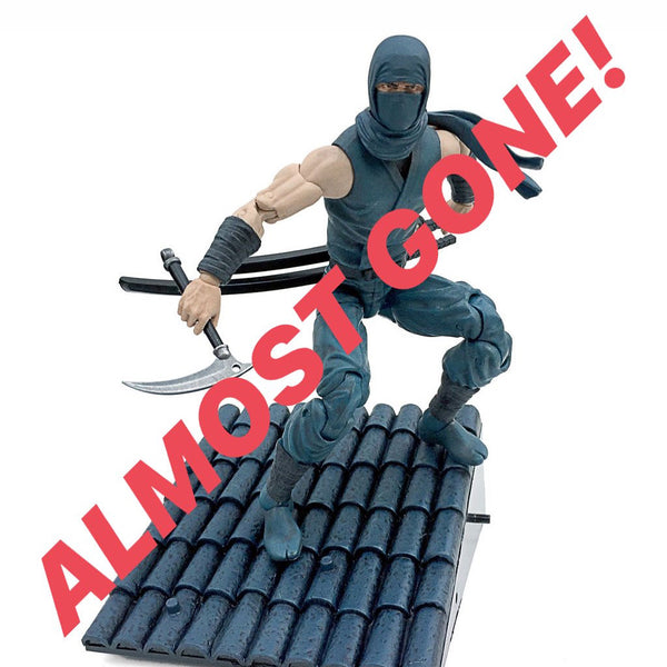 ALMOST GONE! Last chance to get Shinobi