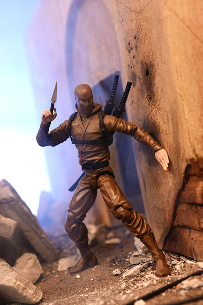 Articulated Icons Ninja Clan Battles Collection Now Available