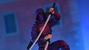 Articulated Icons: Purple Ninja