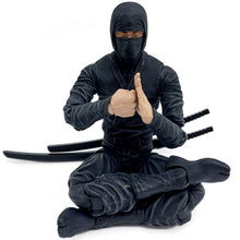 Basic Ninja Black Action Figure Toy