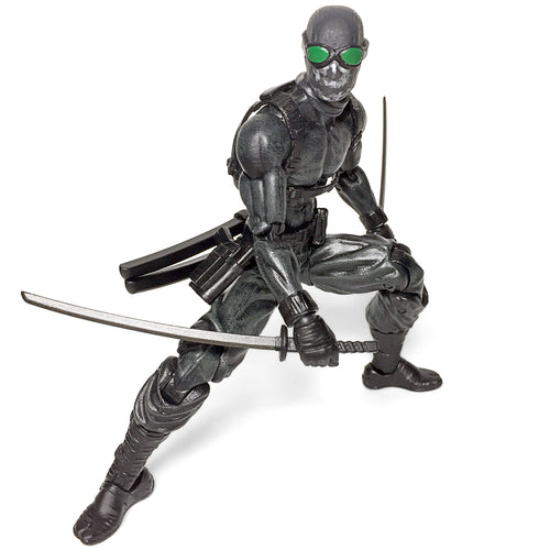Solitaire Modern Ninja Action Figure Toy