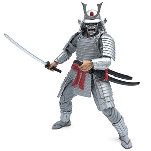 Temple Guardian Samurai Action Figure Toy