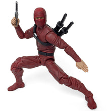 Basic Ninja Red Action Figure Toy