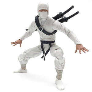 DISCONTINUED! Deluxe Ninja (White)