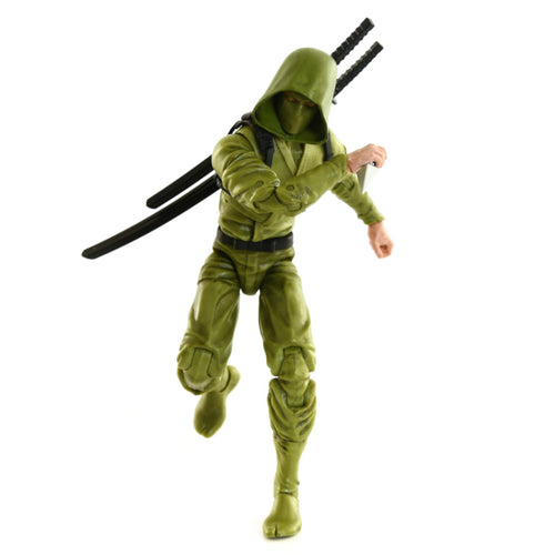 Basic Ninja Green Action Figure Toy