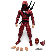 DISCONTINUED! Basic Ninja (Red)