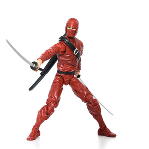 NOW AVAILABLE! Crimson Fury Ninja
