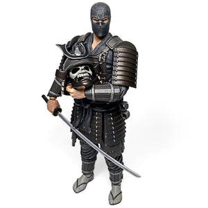 Fumetsu Undying Ronin Samurai Action Figure Toy