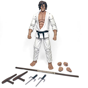 Shoken Heroic Martial Artist Action Figure Toy
