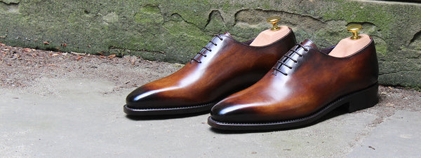 A Complete Guide to Men's Dress Shoe Styles