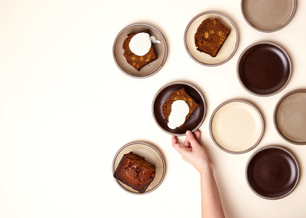 Recipe: Molasses Pound Cake with Golden Raisins +  Malted Whipped Cream
