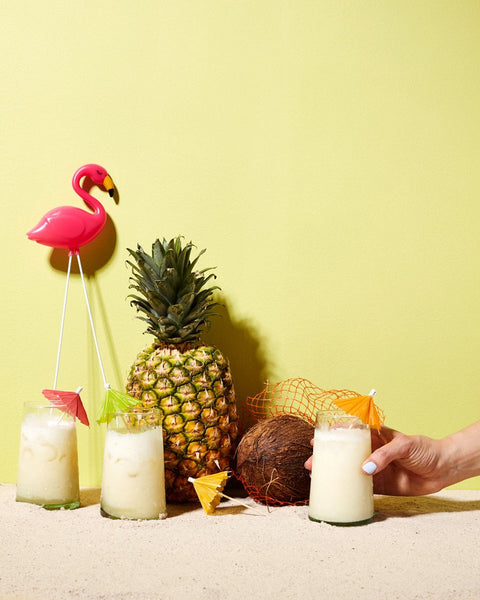 Make a Piña Colada