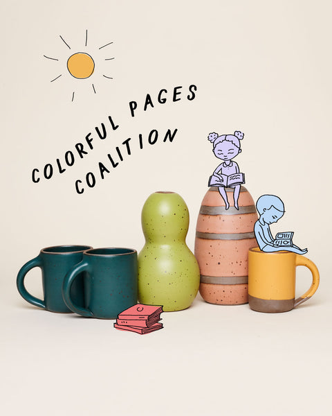 Colorful Pages Coalition