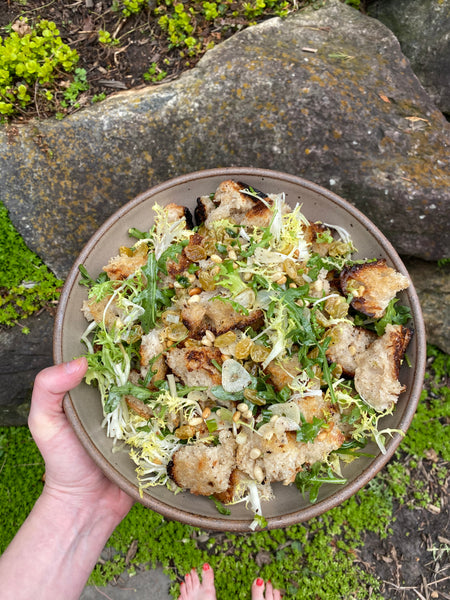 Zuni Bread Salad