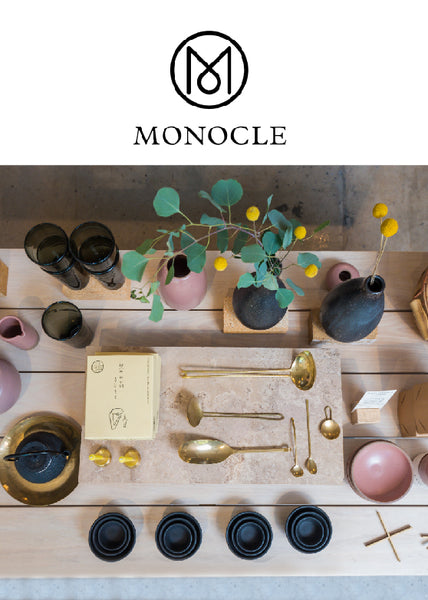 Monocle- Manufacturing: All Fired Up