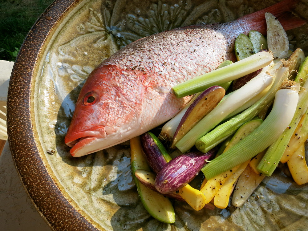 Recipe: Grilled Fish
