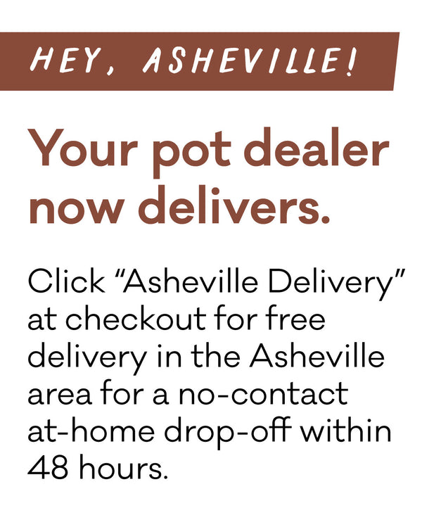 Hey Asheville! East Fork is delivering to the Asheville area