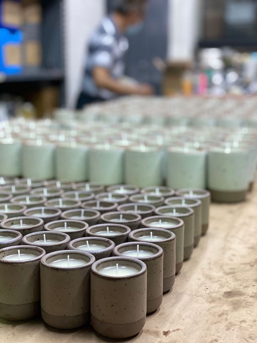 East Fork's candles made by Joya