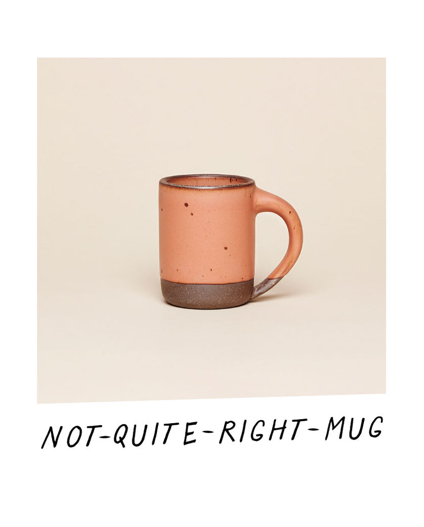 Not-Quite-Right Mug in Utah