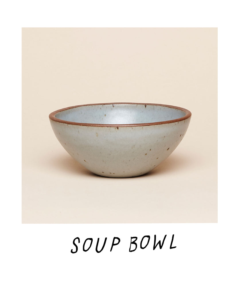 The Soup Bowl in Soapstone
