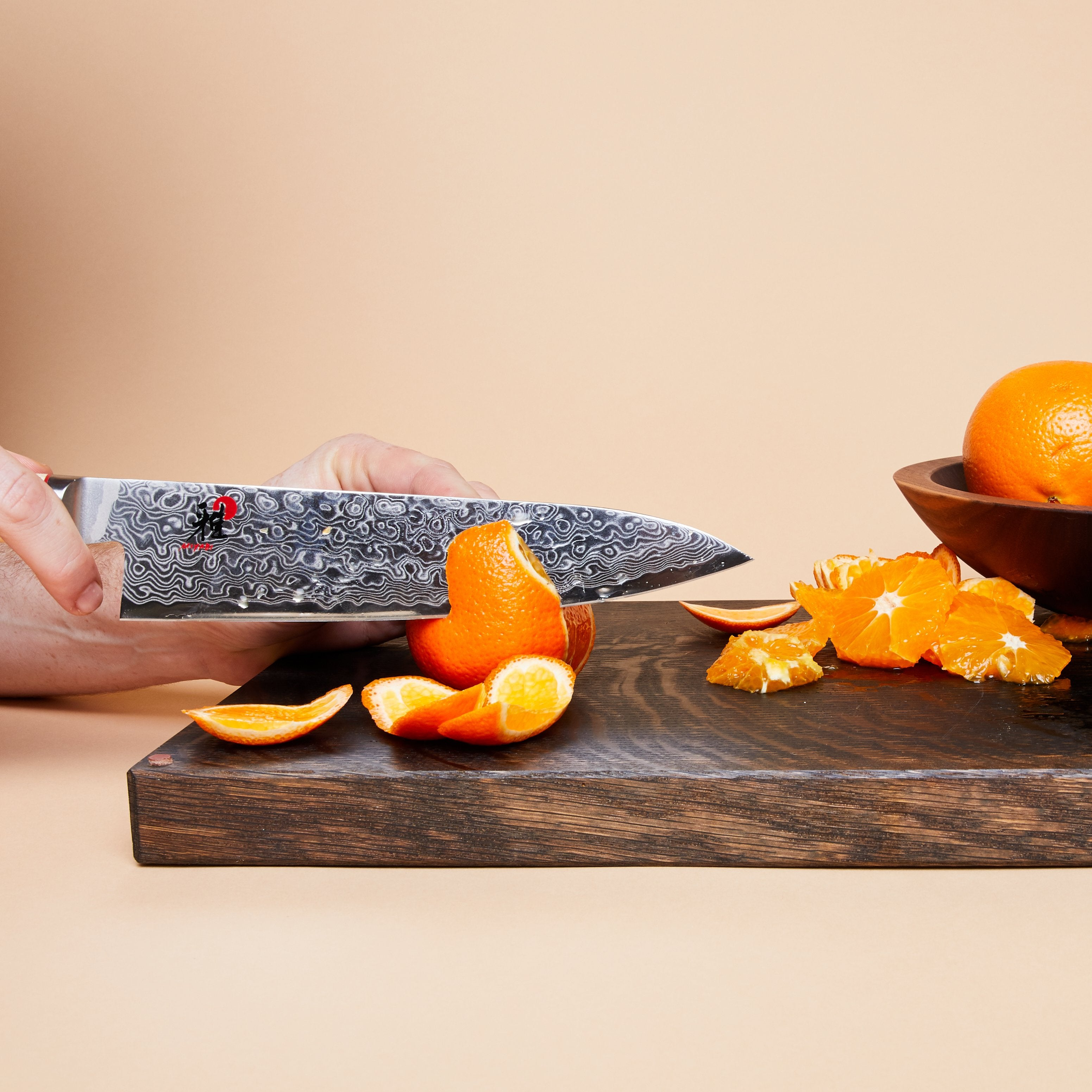 Learn the process of making cutting boards by Andy McFate
