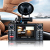 180 Full HD Dual Lens Dash Cam