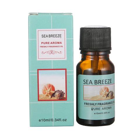 Sea Breeze Pure Essential Oils for Aromatherapy, Massage, Skin Care. - Chakra Bracelet