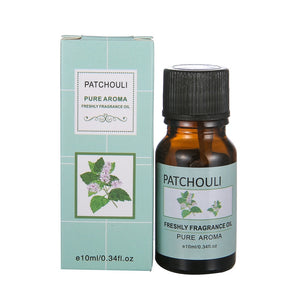 Patchouli -Pure Essential Oils for Aromatherapy, Massage, Skin Care.