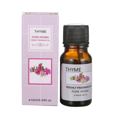 Thyme -Pure Essential Oils for Aromatherapy, Massage, Skin Care.