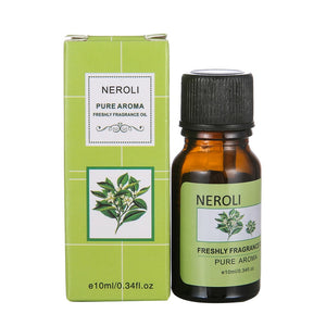 Neroli -Pure Essential Oils for Aromatherapy, Massage, Skin Care.