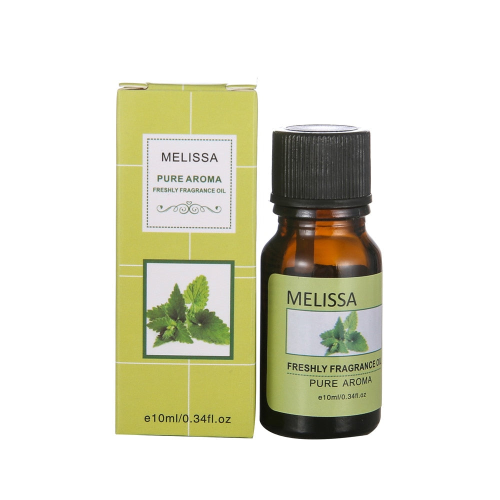 Melissa - Pure Essential Oils for Aromatherapy, Massage, Skin Care.